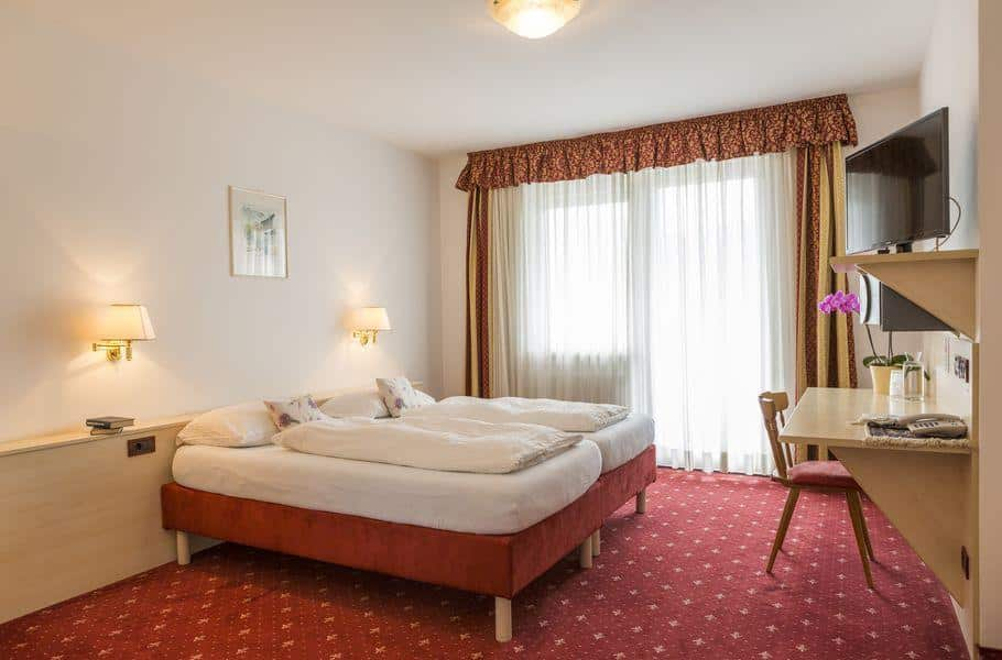 hotel Markushof kamer