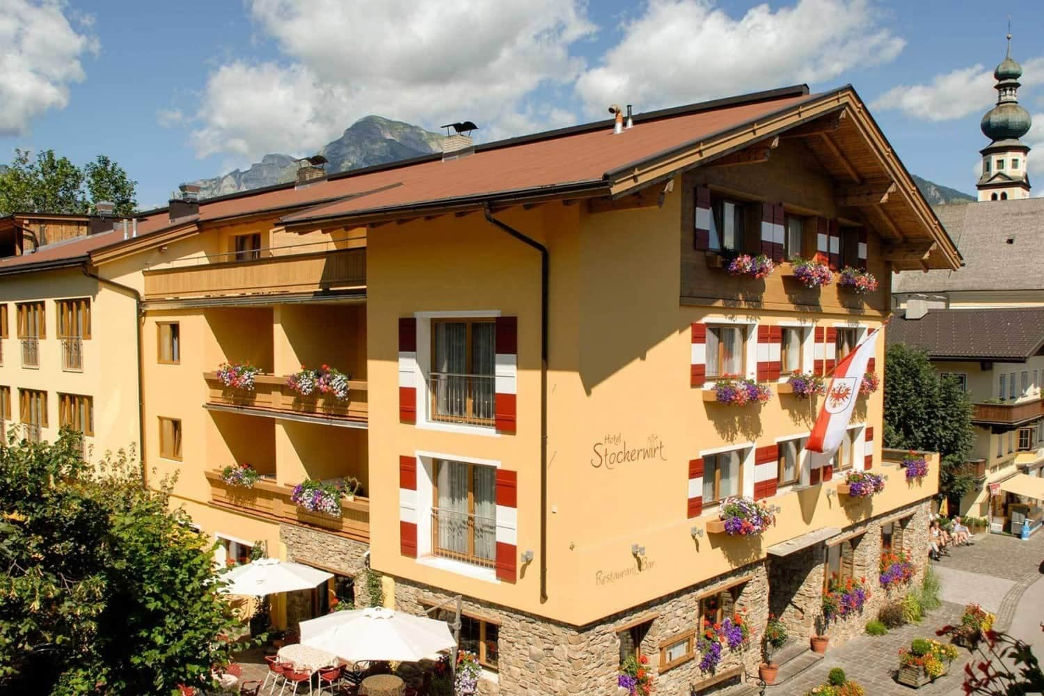 hotel Stockerwirt Reith
